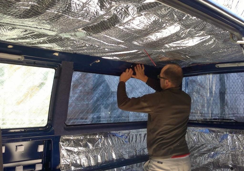 Aislante reflectivo multicapa para tu camper soulcamper - El mejor aislante termico ...