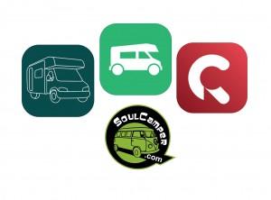 Aplicaciones móviles para tus viajes en camper