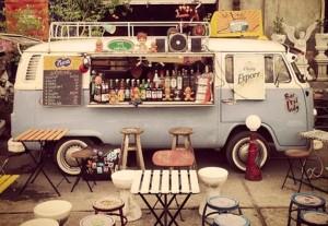 El fenómeno Food Truck