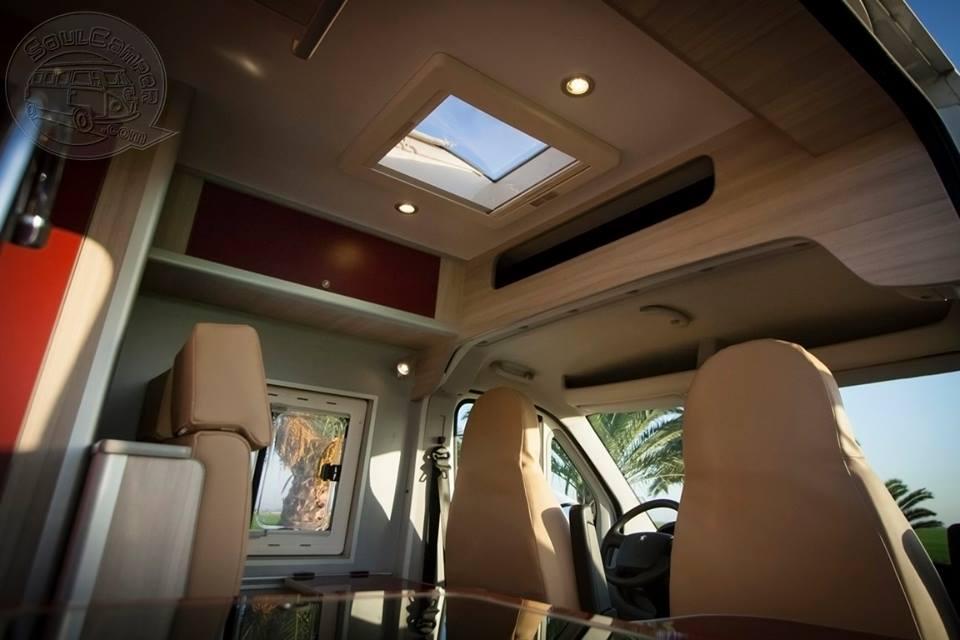 Fundas de asientos furgonetas