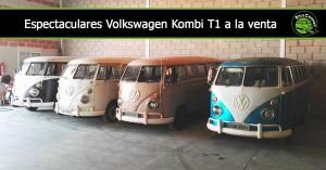 Furgonetas Volkswagen T1 kombi en Venta