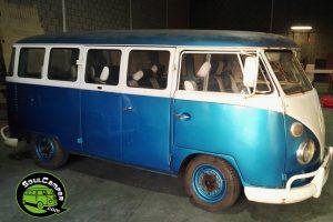 Furgoneta Volkswagen T1 kombi 1973 en Venta