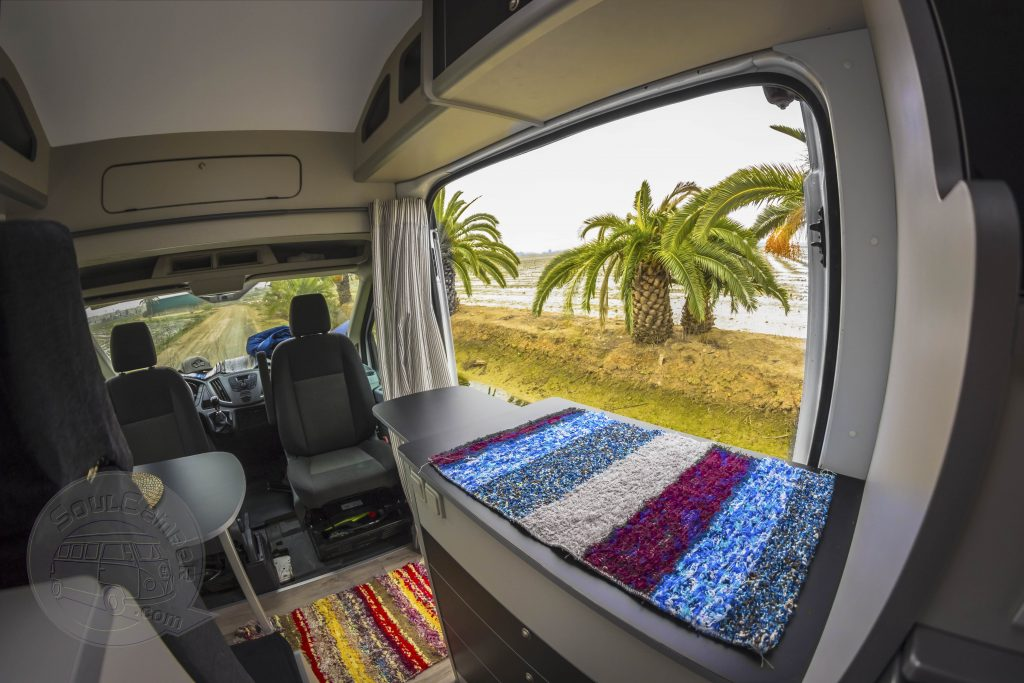camperizacion furgonetas