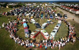 Concentraciones furgonetas camper primavera 2018