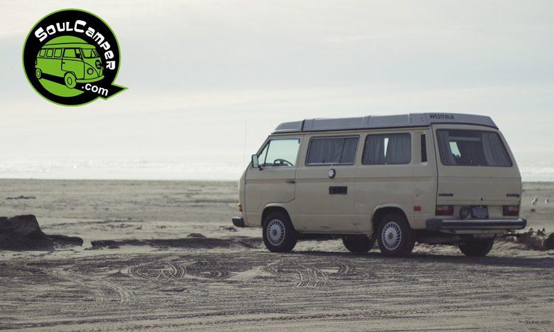 camper furgo playa