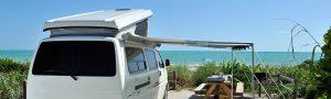 playa furgo camper camperización
