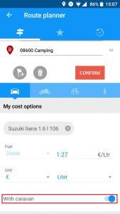 app gps camping