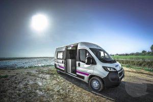 Viajar en furgoneta, una forma de vida