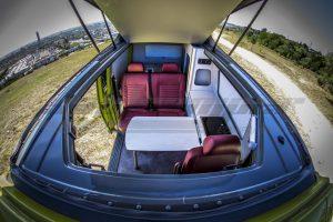 Camperización Volkswagen T5 Corta