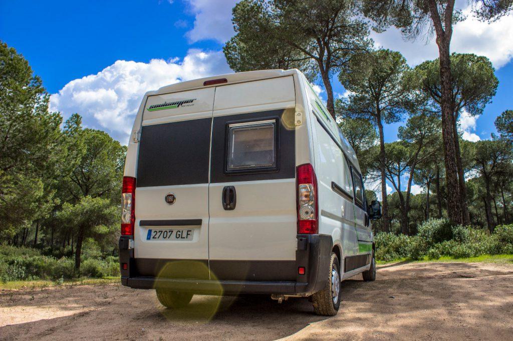 Venta Fiat Ducato L3 H2 Camperización Soulcamper