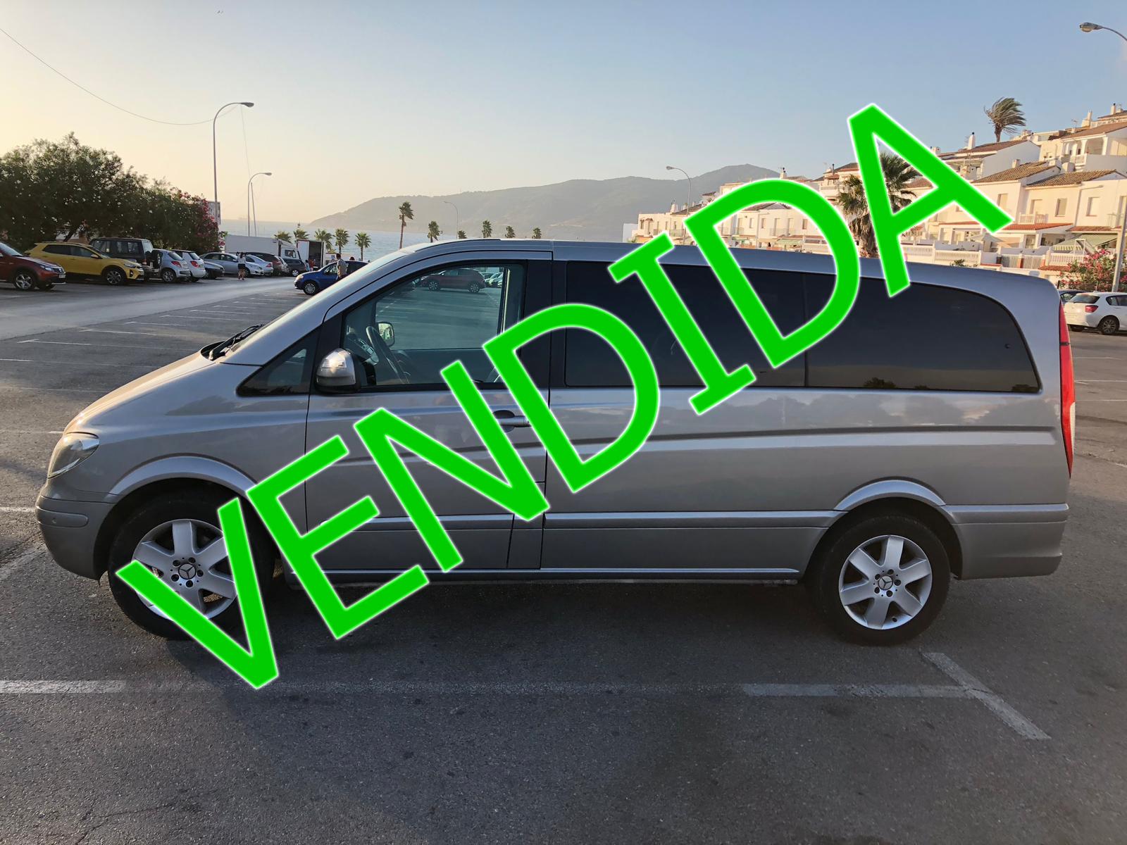 Mercedes Viano Trend Camperizada