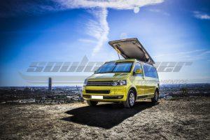 ¡Techo para Volkswagen T5 Corta en stock!