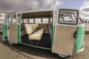 Camperización Volkswagen T1 1971