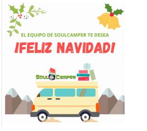 SoulCamper te desea Feliz Navidad